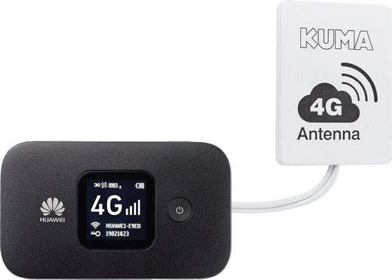 Pack Routeur 4G + Antenne